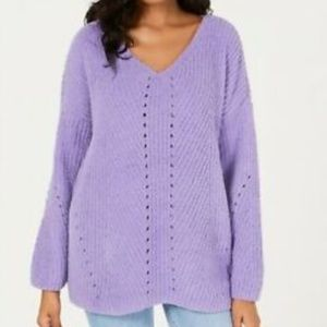 Style & Co Plush Chenille Chunky Knit Sweater NWT